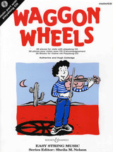Waggon Wheels for Violin - Book & CD
