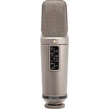 "RODE NT2-A Multi Pattern 1"" Dual Condenser Microphone"