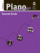 AMEB Piano For Leisure - Grade 7 - Series 3 (purple book)