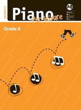 AMEB Piano for Leisure - Grade 6 - Series 2 (orange book)