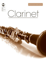AMEB Clarinet Technical Workbook - 2008 Edition