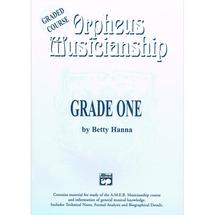 Musicianship - Orpheus Graded Course Grades 1-6