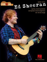 Strum & Sing - Ed Sheeran - Lyrics and Chords for 15 Hits Songs