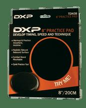 """DXP 8"""" Drum Practice Pad"""