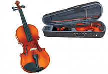 Valencia SV114 Violin Outfit with Case - All Sizes