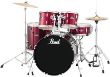 """Pearl Roadshow Series 20"""" Fusion Drum Kit Package"""