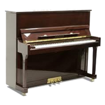 BEALE UP121S Upright Acoustic Piano - Assorted Finishes