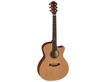 Baton Rouge Grand Auditorium Acoustic/Electric Guitar with Percussive Play Pick up