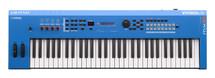 Yamaha MX61BK/BU 61 Key Synthesizer - Black or Blue