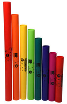 BOOMWHACKERS 8 piece C Major Diatonic Set