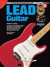Progressive Lead Guitar Book/CD/DVD