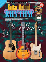 Progressive Guitar Method - Rhythm Book/CD/DVD
