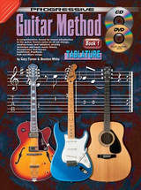 Progressive Guitar Method - Tablature