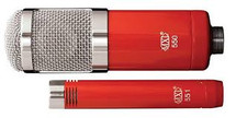 MXL-550/551R Recording Microphone Kit