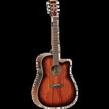 Tanglewood TW5KOA Winterleaf Dreadnought Acoustic/Electric Guitar -  Koa