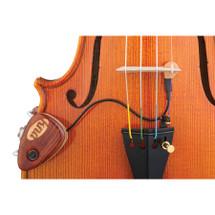 KNA VV-2 Violin & Viola Pickup with Volume Control - Easy Install