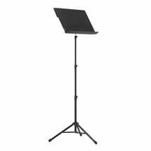 Troubadour Portable Music Stand - Green/Black/Red/Blue