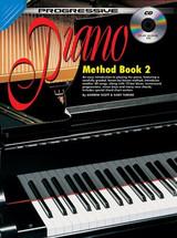 Progressive Piano Method Book 2 CD