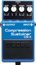 BOSS CS-3 Compressor Sustainer FX Pedal
