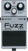 BOSS FZ5 Fuzz FX Pedal