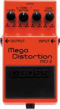 BOSS MD-2 Mega Distortion FX Pedal