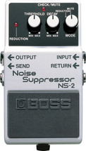 BOSS NS-2 Noise Suppressor FX Pedal