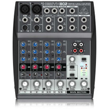 Behringer Xenyx 802 Analogue Mixer - Clearance SALE