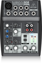 Behringer Xenyx 502 Analogue Mixer - Clearance SALE