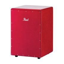 PEARL Red Sparkle Boom Box Cajon
