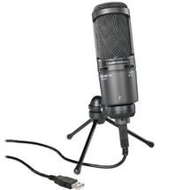 Audio Technica AT2020 USB Large Diaphragm Condenser Mic