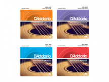 D'Addario Phosphor Bronze EJ Acoustic Guitar Strings