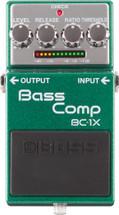 BOSS BC-1X  Bass Comp FX Pedal