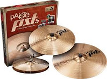 PAISTE PST5 Cymbal Pack - BONUS CRASH CYMBAL LIMITED TIME ONLY