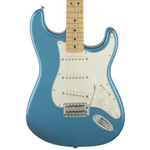 Fender Standard Stratocaster Electric Guitar - Lake Placid Blue & Sunburst
