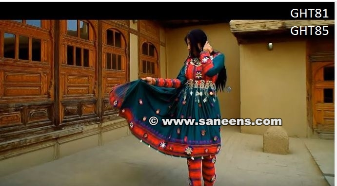 afghani dresses new style