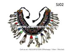 afghan jewellery belts