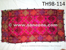 Old Swati Pillow Covers Silk Embriodery