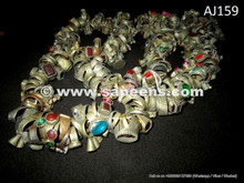 kuchi tribal rings wholesale handmade jewelry in low price