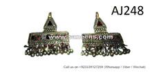 afghan kuchi hair jewelry