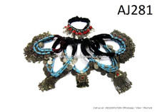afghan kuchi coins necklaces wholesale saneens ornaments