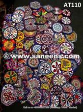 afghan kuchi homemade medallions