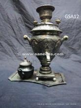 tribal nomad tea pot