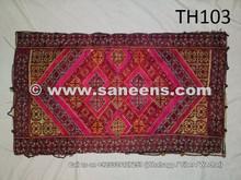 ancient swat tribal pillow case