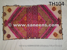nomad boho fashion silk work pillow covers online