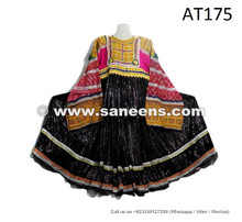 afghan kuchi ethnic clothes dresses