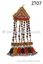 afghan kuchi tassels