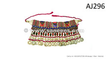 afghan kuchi tribal handmade chokers necklaces