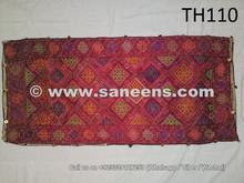 handmade swat kuchi women silk embroidered pillow cushion covers cases online