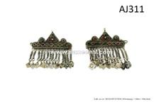 afghan kuchi hair clips