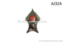 afghan kuchi tribal pendants